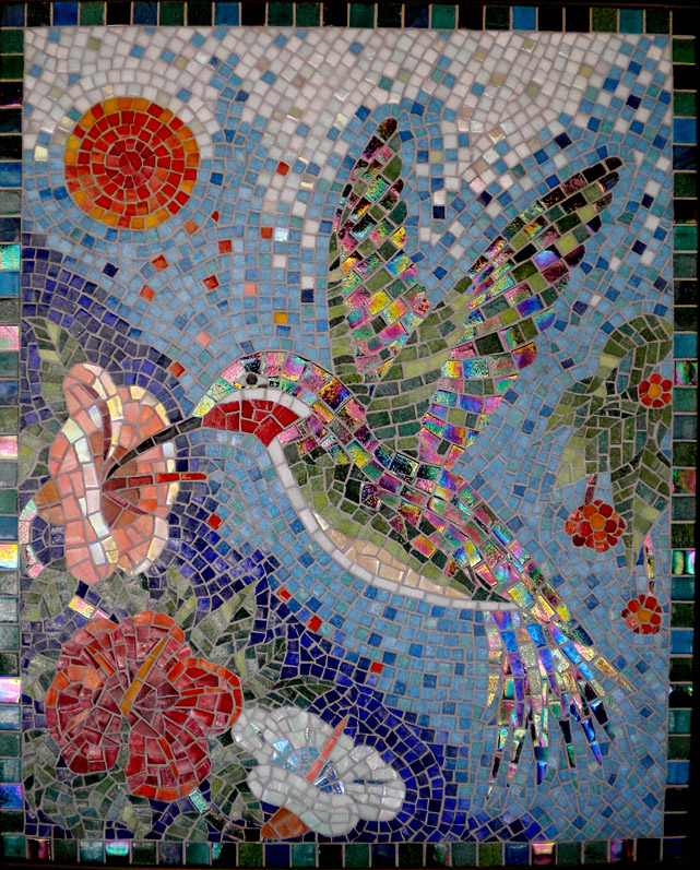 Hummingbird  (Private Collection Mexico)